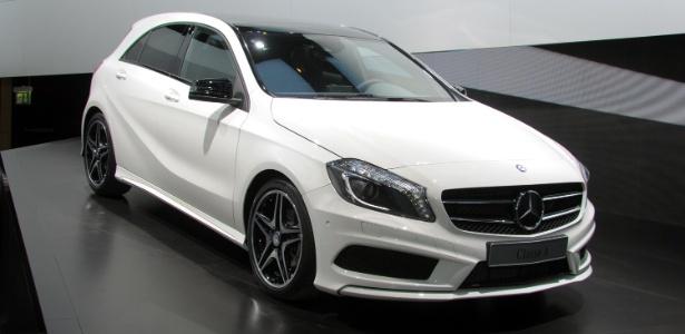 Mercedes Classe A ; )