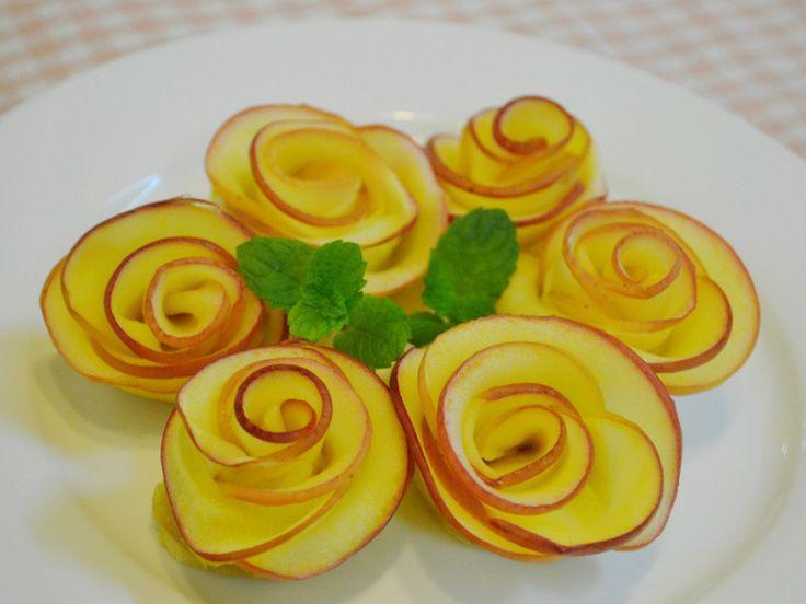 【七夕食譜】玫瑰情人酥捲