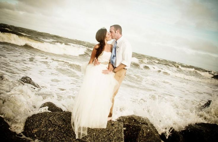 beach wedding, wedding, beach, love
