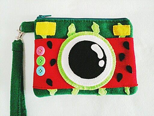 Watermelon camera