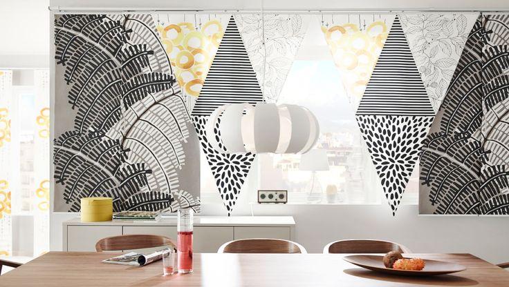 die besten 25 schiebegardinen ikea ideen auf pinterest. Black Bedroom Furniture Sets. Home Design Ideas