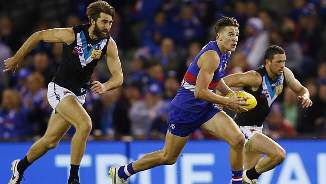 Rnd 19. The Doggies beat Port  soundly but are they contenders?