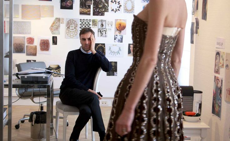 Director's cut: Frédéric Tcheng turns the lens on Raf Simons in 'Dior and I' | Fashion | Wallpaper* Magazine