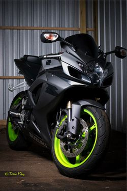 Twilight Black GSXR by Dane Khy on Flickr. She wouldn't let me have it! But I can dream can't I?