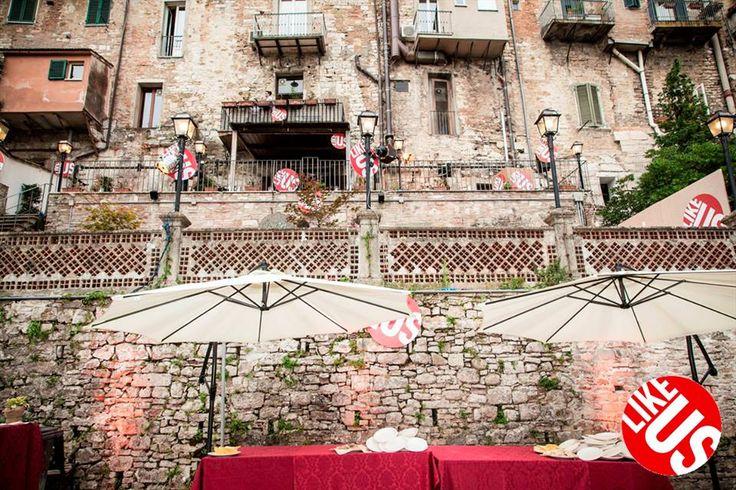#Likeus_party at #Perugia!