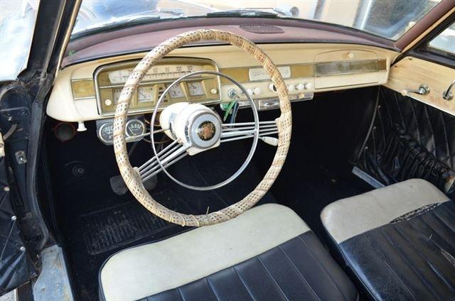 1959 Borgward Isabella Coupe