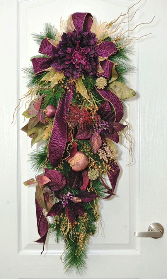 111 Best Images About Burgundy Christmas On Pinterest