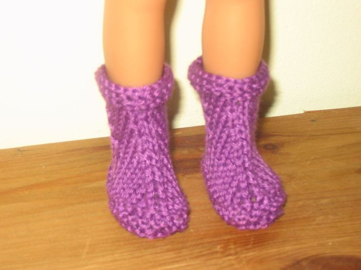 17 Best images about Dolls Shoes Crochet & Knit on Pinterest American g...