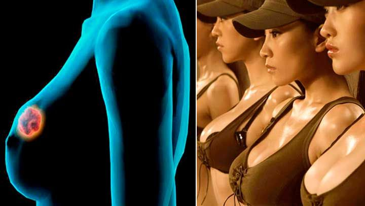 Es importante que comparta esta información ya que se pueden salvar miles de vida con este gran descubrimiento. Esta es la razón por la cual las chinas no padecen de cáncer de seno.