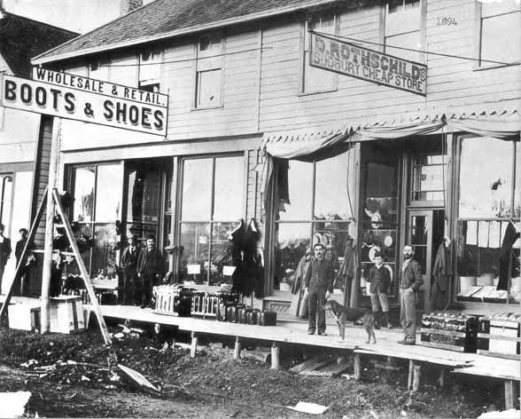 Sudbury clothing stores