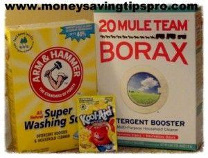 Money saving tips for diy dish washing detergent - Dish washing tips ...
