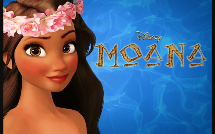 Cant wait to see upcoming disney princess moana 2016 :)