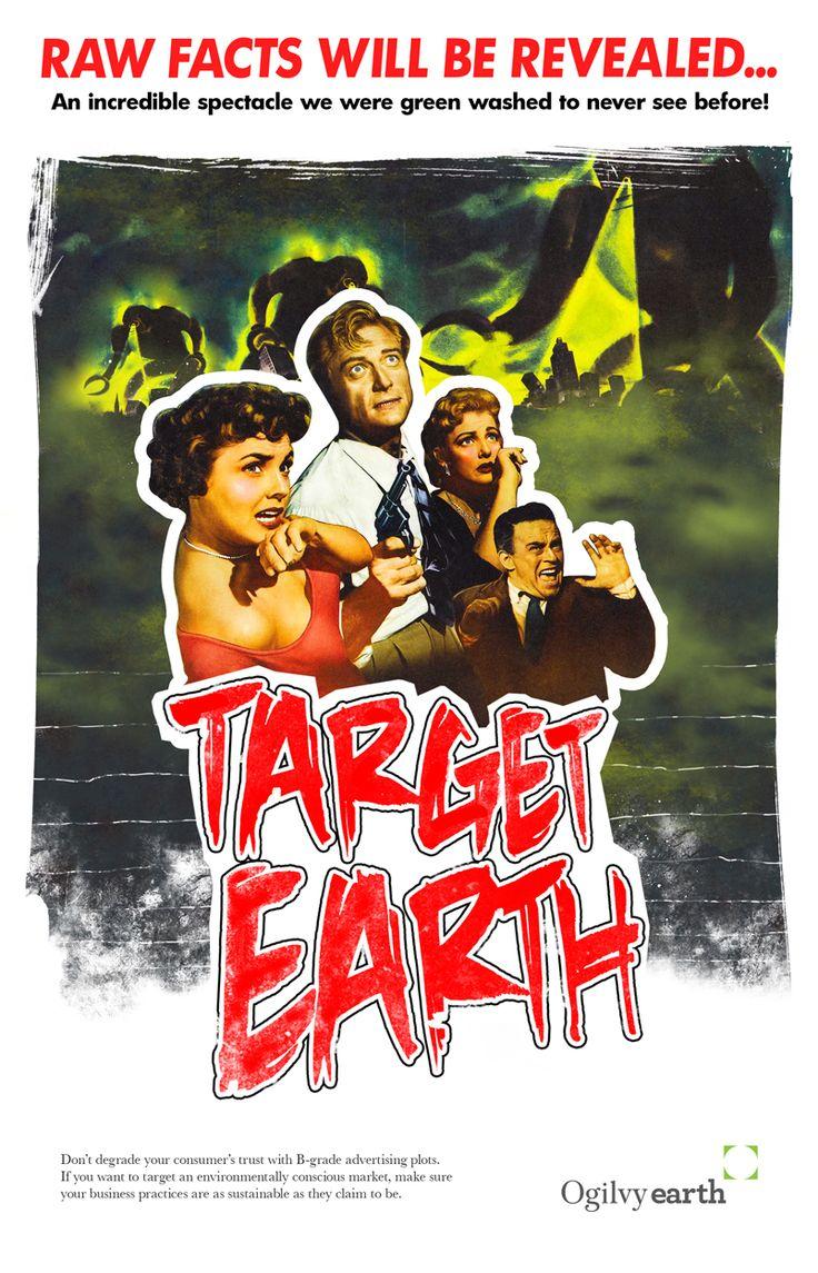 Bgrade Horror Movie Posters for Ogilvyearth Horror