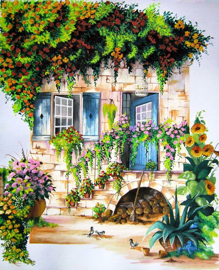 Piccoli Capricci: Tantissimi fiori per voi ;-)