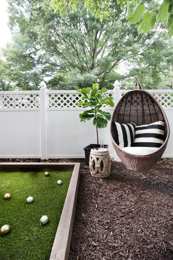 how to build a bocce court