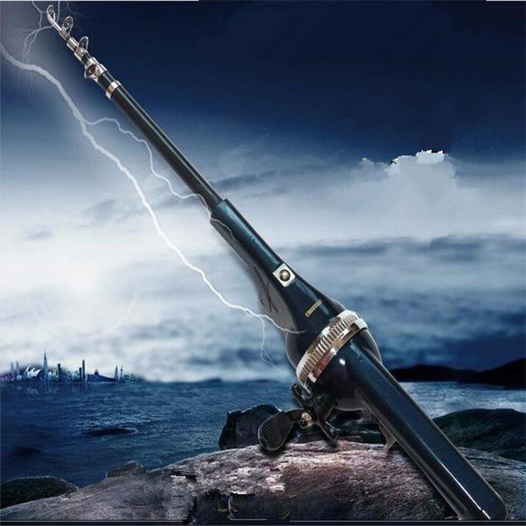 28.00$  Watch here - https://alitems.com/g/1e8d114494b01f4c715516525dc3e8/?i=5&ulp=https%3A%2F%2Fwww.aliexpress.com%2Fitem%2F1-31m-Folding-sea-fishing-rod-fishing-rod-short-mini-fishing-rod-Outdoor-Recreation-Fishing%2F32703348502.html - 2016 Hot Sell New Ocean Boat Fishing Lake Frp Feeder Abu Garcia 1.31m Folding Sea Fishing Rod Short Mini Outdoor Recreation