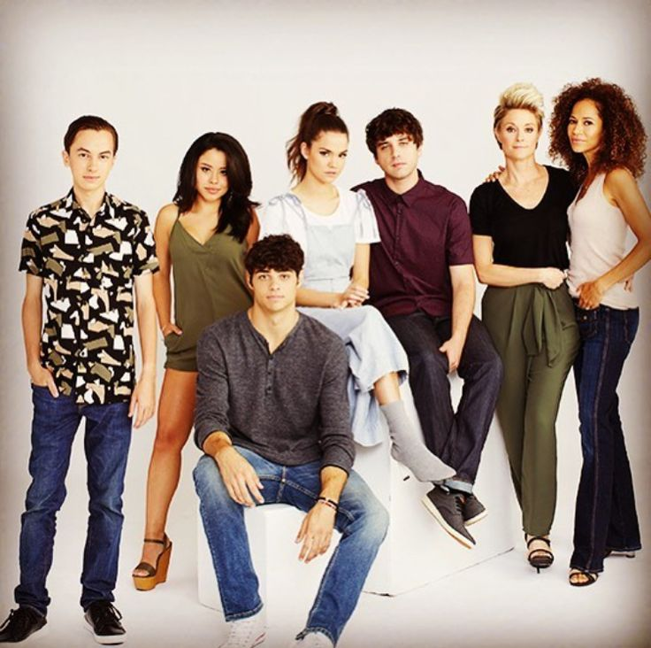 The fosters!