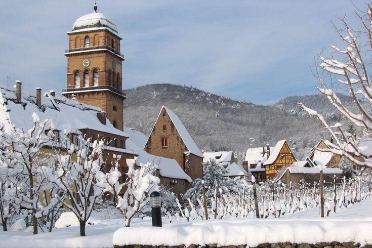Noel a Kaysersberg - marche de noel en Alsace