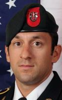 Army Green Beret Staff Sgt. Richard L. Vazquez, 28, Seguin, Texas, died Nov. 13, 2013 in Kandahar, Afghanistan, of wounds suffered when his unit was attacked with an improvised explosive device while on dismounted patrol in Panjwai, Afghanistan. He was assigned to the 3rd Battalion, 7th Special Forces Group (Airborne), Eglin Air Force Base, Fla.