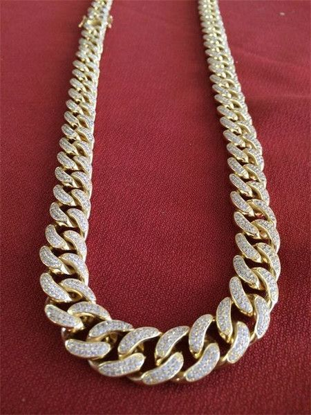 From Gold Chains for Men to Rosary Necklaces and everything in between