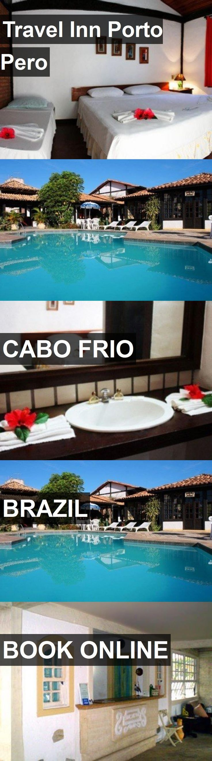 Hotel Travel Inn Porto Pero in Cabo Frio, Brazil. For more information, photos, reviews and best prices please follow the link. #Brazil #CaboFrio #TravelInnPortoPero #hotel #travel #vacation