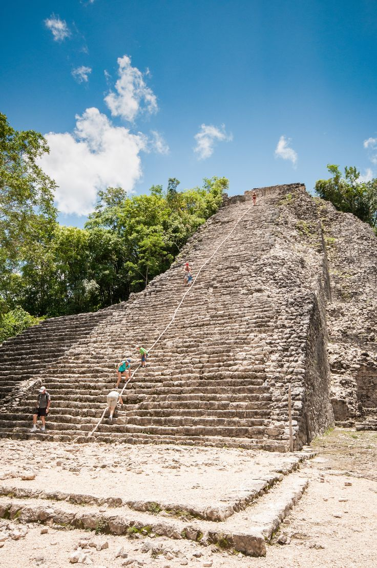 tulum pyramide coban