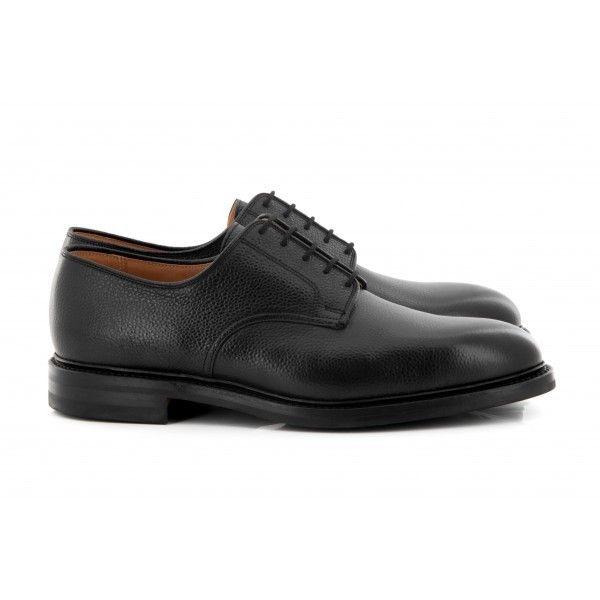 Derby GRASMERE/GRAINE de Crockett and Jones   Modèle de Derby de luxe   Upper Shoes Homme
