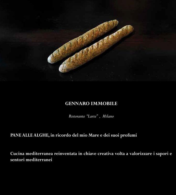 Gennaro Immobile - L'Arte del pane - LARTE, Milano