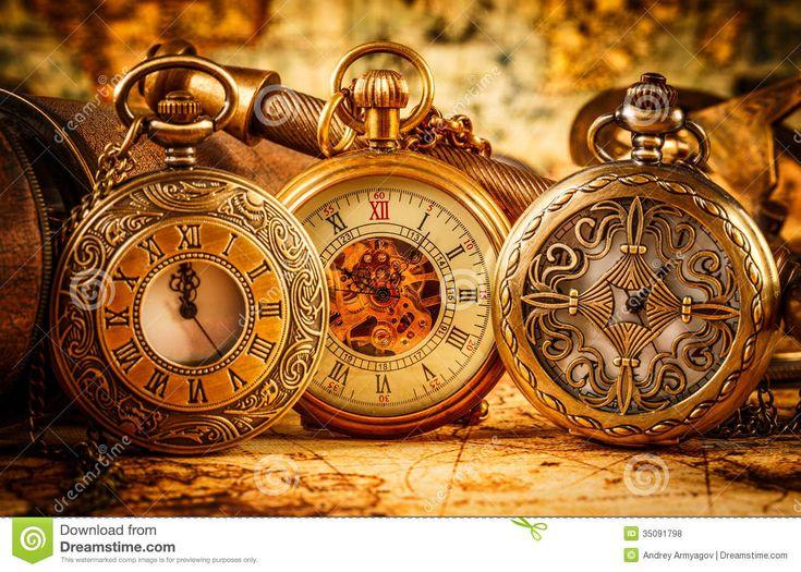 antique pocket watches | Vintage Antique pocket watch.