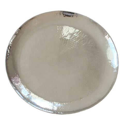 SHINY handhammered tray <3 www.ByMalou.no