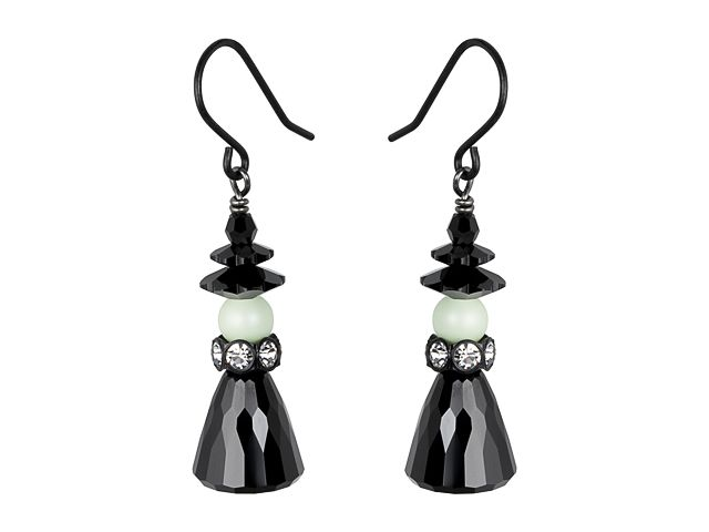 Ritzy Witch Earrings Kit featuring Swarovski Crystal