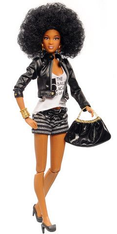 The Cynthia Bailey Prettie Girls! Collectors Doll (Signature Edition) 69.95.