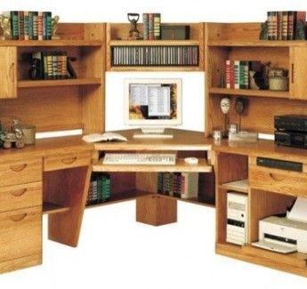 awesome hideaway computer desk morgan with hutch foto idea