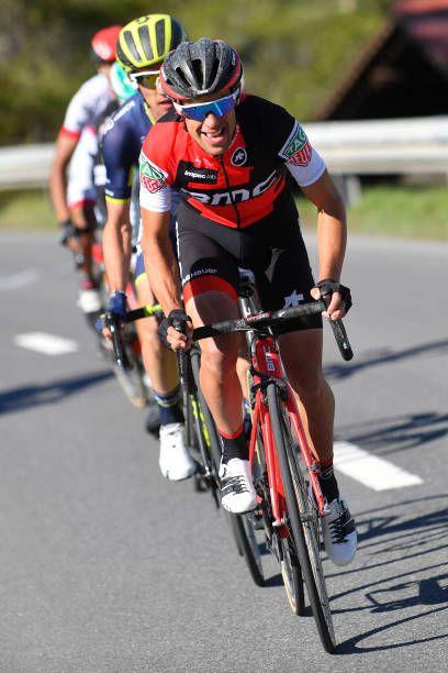 71st Tour de Romandie 2017 / Stage 4  Richie PORTE /  Domdidier Leysin 1315m /