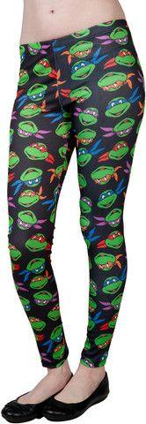 Ninja Turtle Leggings – 80sTees.com, Inc.