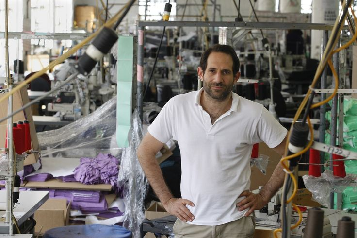 """American Apparel ousts CEO; source says Dov Charney 'will fight like hell'  Dov Charney, the controversial CEO of American Apparel, was ousted Wednesday by the company's board of directors, who said the action """"grew out of an ongoing investigation into alleged misconduct.""""  http://www.latimes.com/business/la-fi-dov-charney-out-20140618-story.html"""