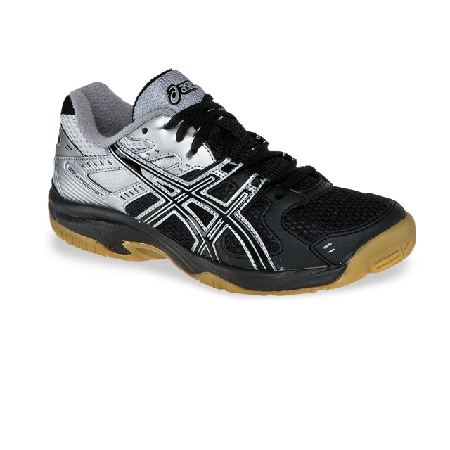 Asics Rocket GS Junior Indoor Court Shoe -- combines comfort and superb  performance. Available in sizes