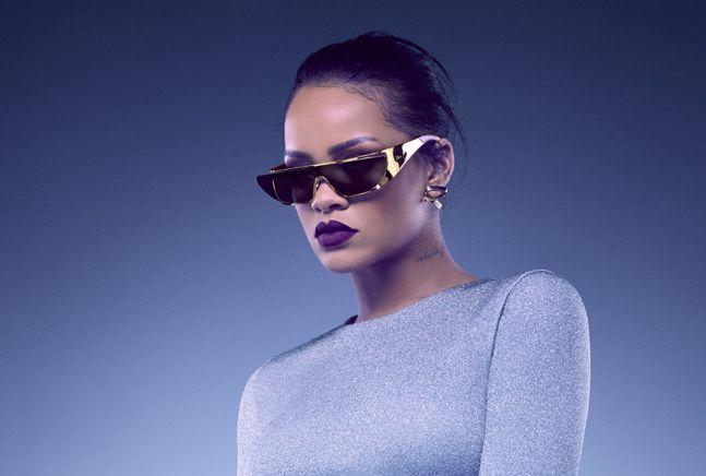 Rihanna x Dior : une collection exclusive de lunettes de soleil