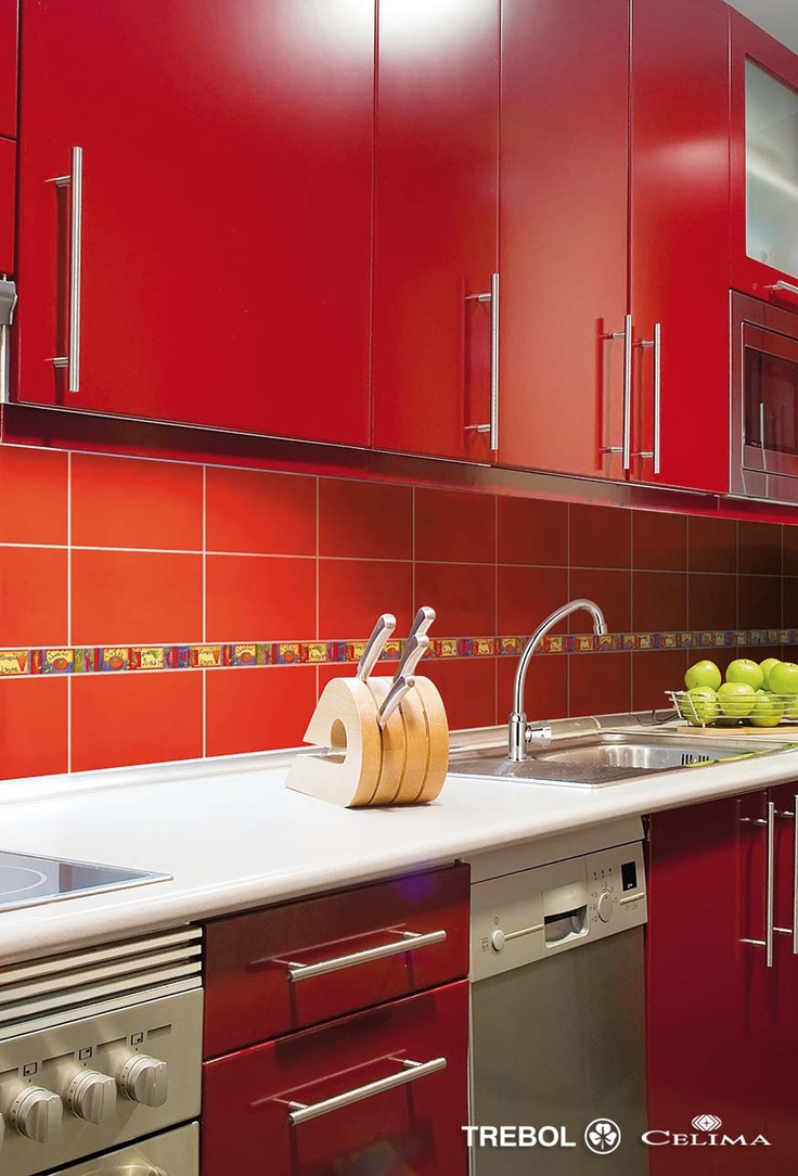 Mejores 18 Im Genes De Nuevo Listelos Cocina En Pinterest Cocina  # Muebles De Cocina Kiwi