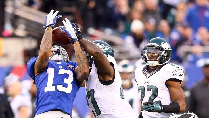 VIDEO:     Giants vs. Eagles 2015 picks and predictions: Experts taking Philadelphia to even NFC East By Adam Stites  @AdamBCC on Oct 19, 2015, 9:00a  -     The Giants are 3-2, but most experts are picking the 2-3 Eagles to earn a win on Monday night and climb back into a tie for the NFC East lead.