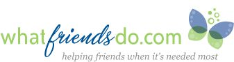 Great website for coordinating meals, childcare, errands, and other needs for friends needing help due to illness, surgery, new baby, etc.