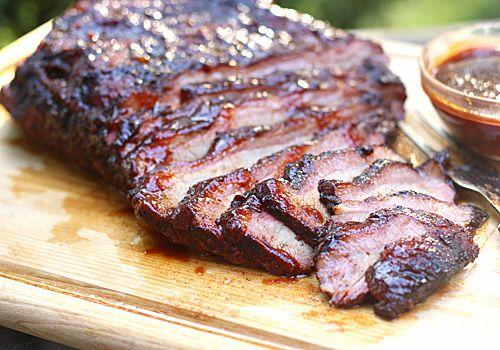 Best Beef -or- Pork  Rub + Sauce You'll Ever Taste
