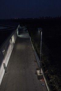 lampioni solari illuminazione ingressi