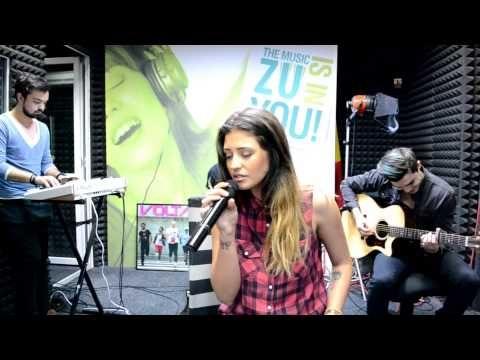 ▶ Antonia - Stay si Diamonds (Cover Rihanna - Live la Radio ZU) - YouTube