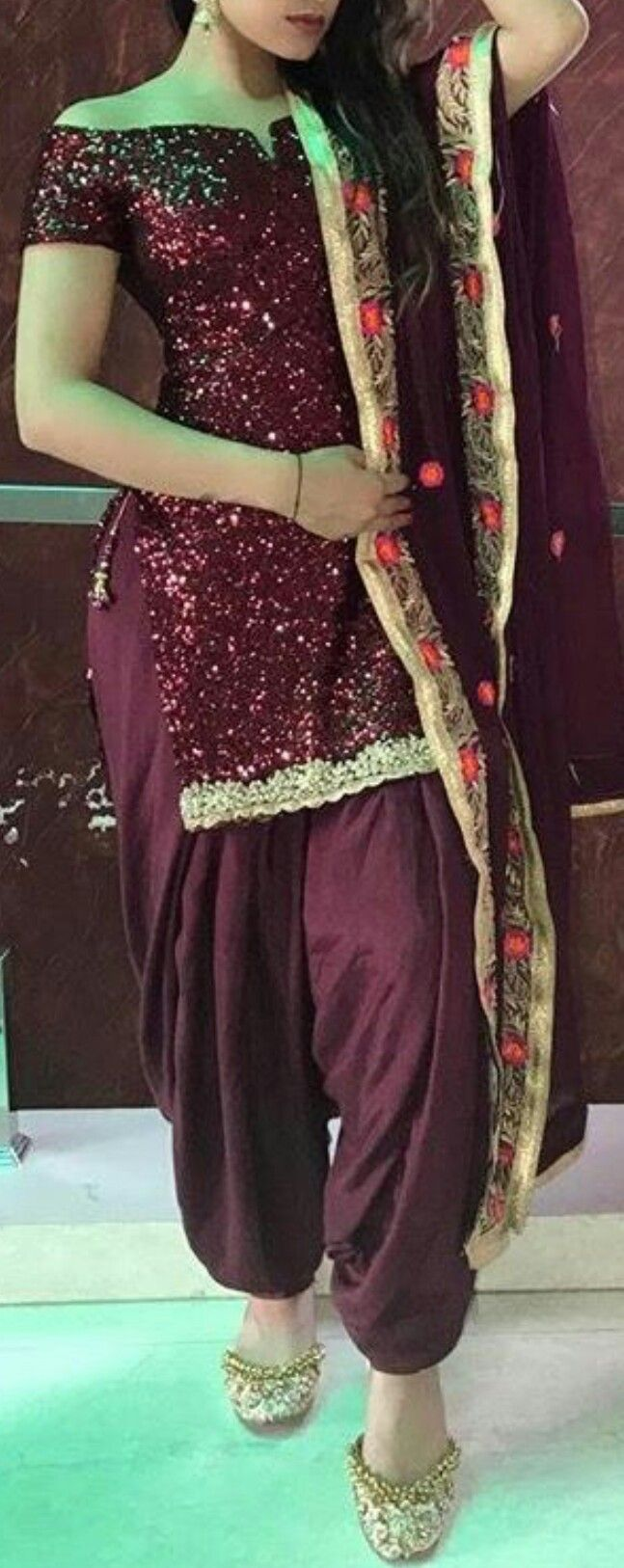 get yours at sajsacouture@gmail.com ✨ loving this eggplant colour😍