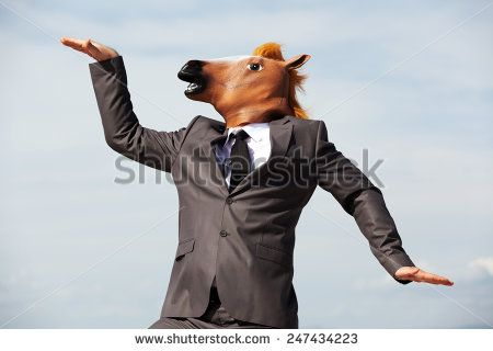 Business Horse