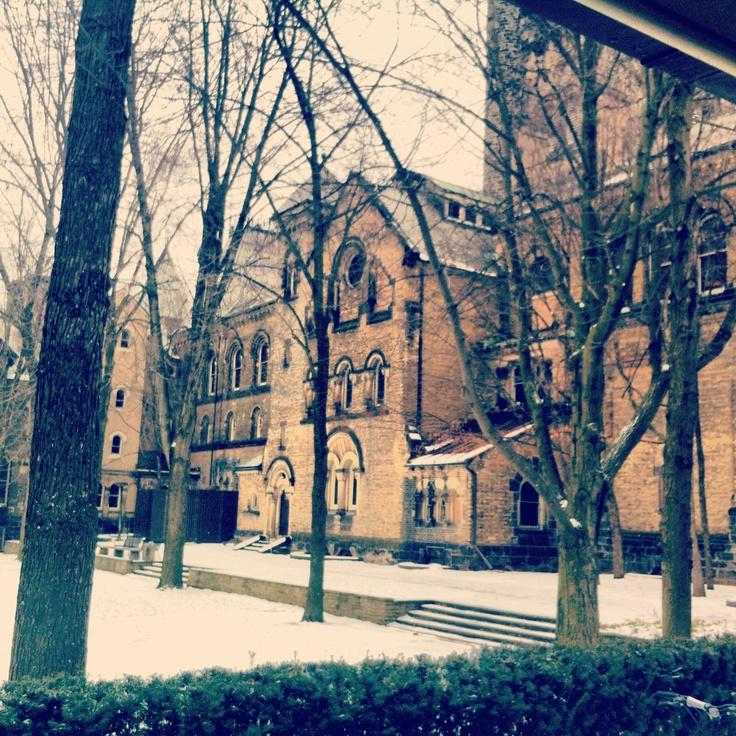 University of Toronto, University College Quad