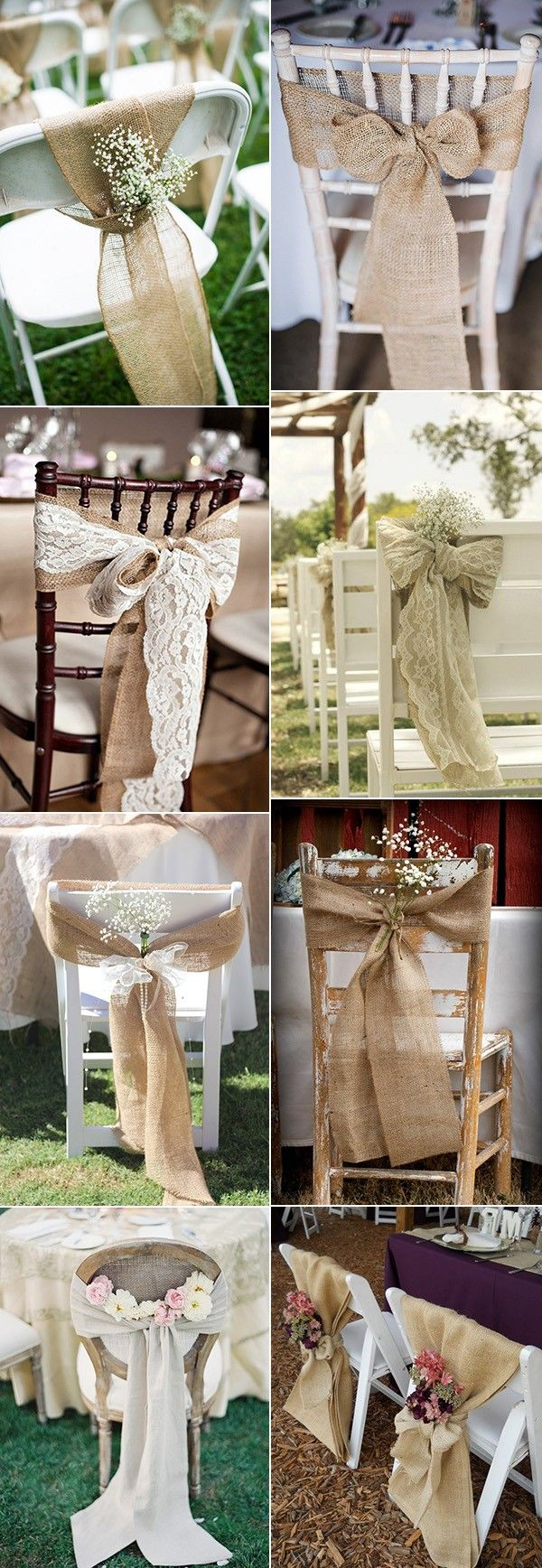 Wedding ceremony chair - 28 Awesome Wedding Chair Decoration Ideas For Ceremony And Reception