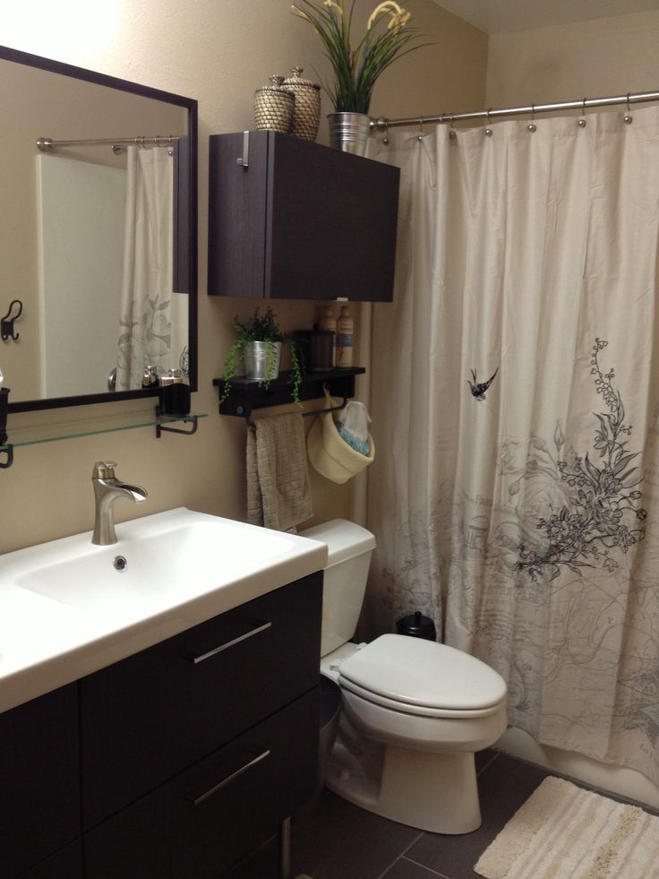 9 best ikea bathroom renovation 1 images on pinterest - Vanities for small bathrooms ikea ...