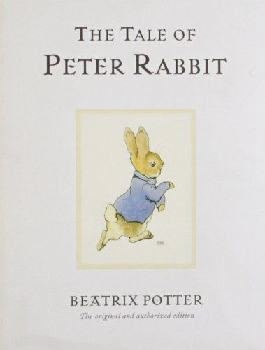 The Tale of Peter Rabbit by Beatrix Potter,http://www.amazon.com/dp/0723247706/ref=cm_sw_r_pi_dp_Rsd8sb1KRJ9628BJ